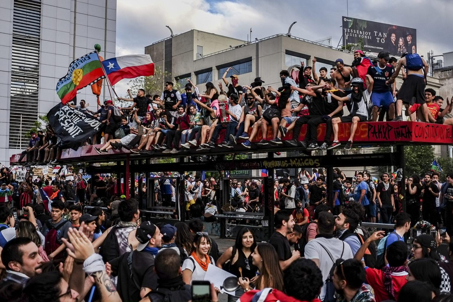 Os rumos esperados para o Chile após a criação da nova Constituição