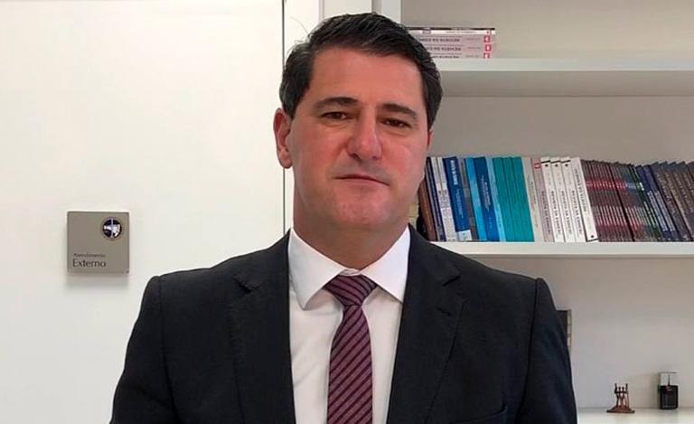 O juiz Rudson Marcos, da 3ª Vara Criminal de Florianópolis, é responsável pelo caso