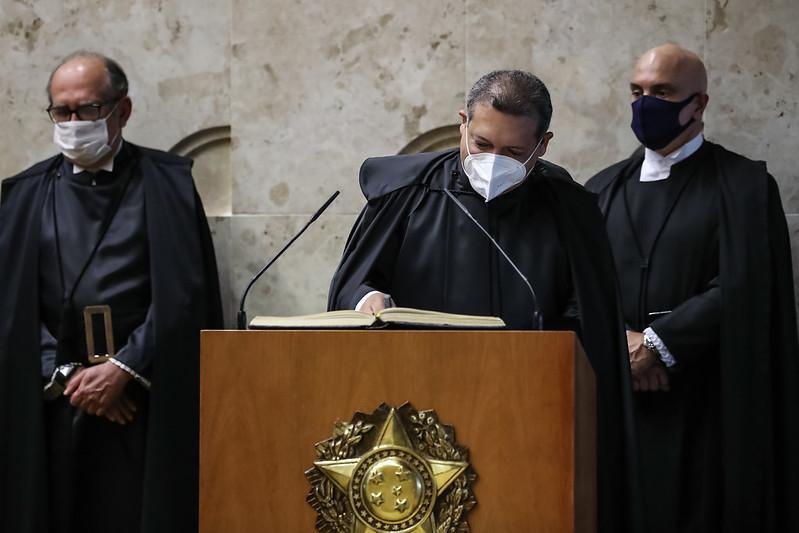 Solenidade de Posse do senhor Kassio Nunes Marques, no cargo de ministro do Supremo Tribunal Federal
