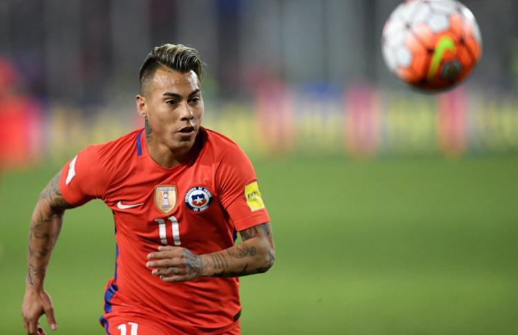Atacante da seleção chilena é o 11º reforço do Galo para o Brasileirão