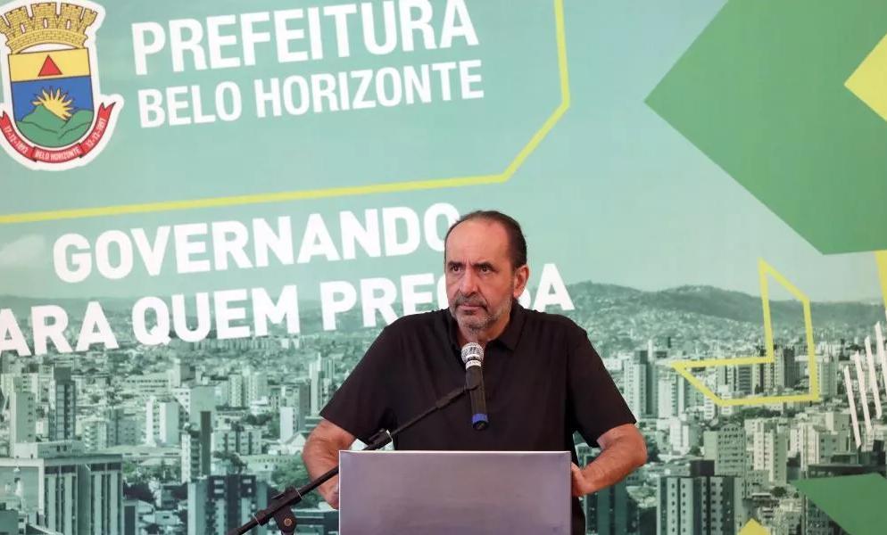 Alexandre Kalil foi reeleito no primeiro turno com 63,5% dos votos