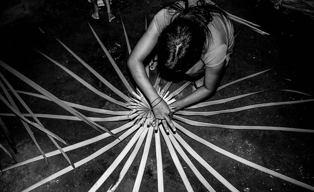 Indígena do povo Paiter Suruí, em Rondônia: depois de venda de carbono para a Natura e a Fifa, grande conflito minou o projeto de REED+, parado desde 2018