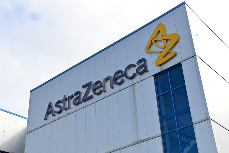 Sede da AstraZeneca em Macclesfield, Cheshire