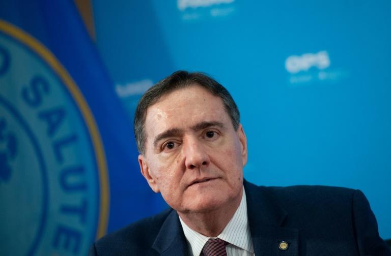 Jarbas Barbosa, sub-diretor da Organização Pan-americana de Saúde (Opas), na sede da Opas em Washington, DC, em 6 de março de 2020.
