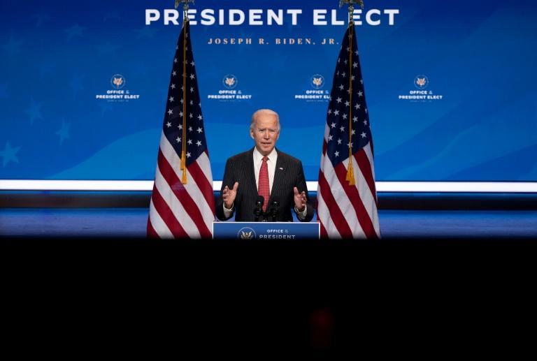 Republicano ainda se recusa a aceitar a derrota nas eleições de três de novembro
