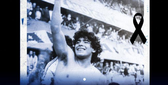 Maradona é ídolo eterno do Boca  Juniors