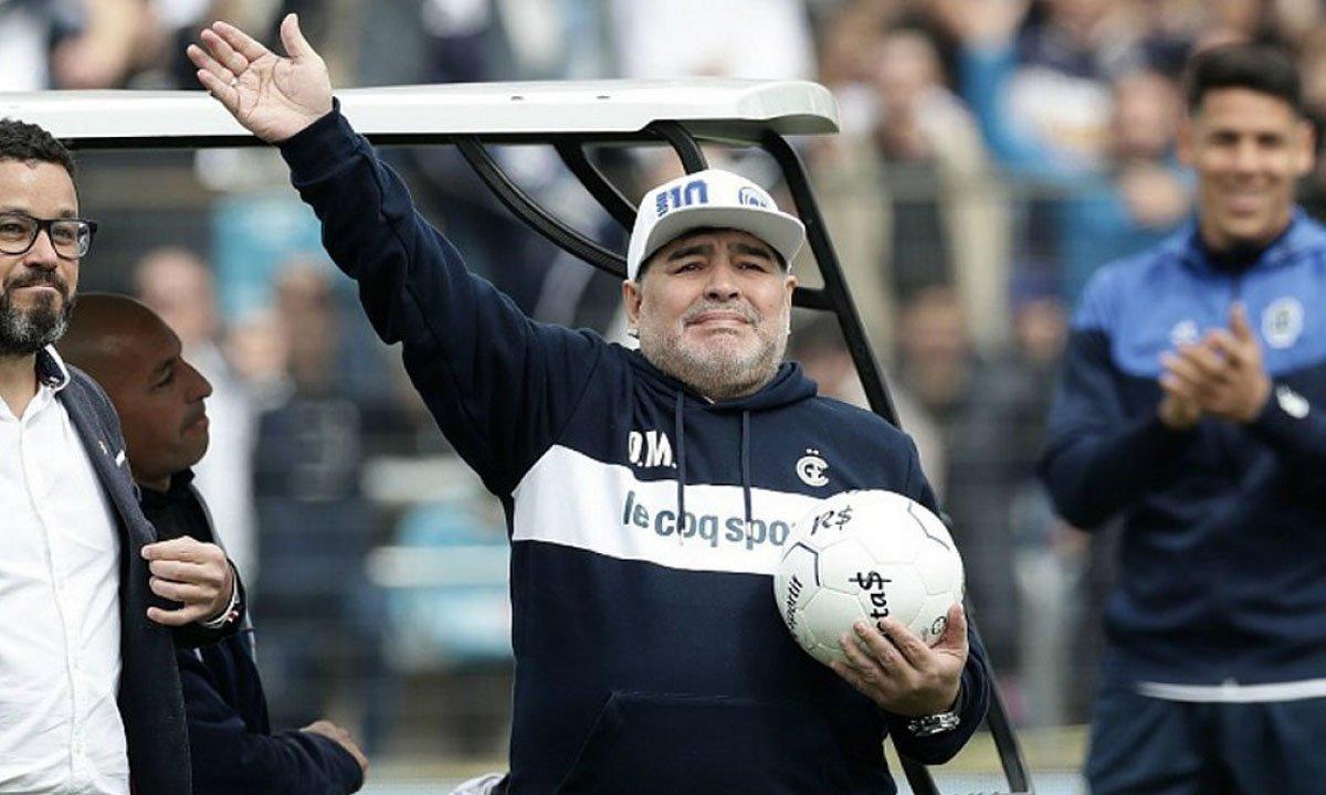 Parada cardiorrespiratória colocou o fim da vida de Maradona