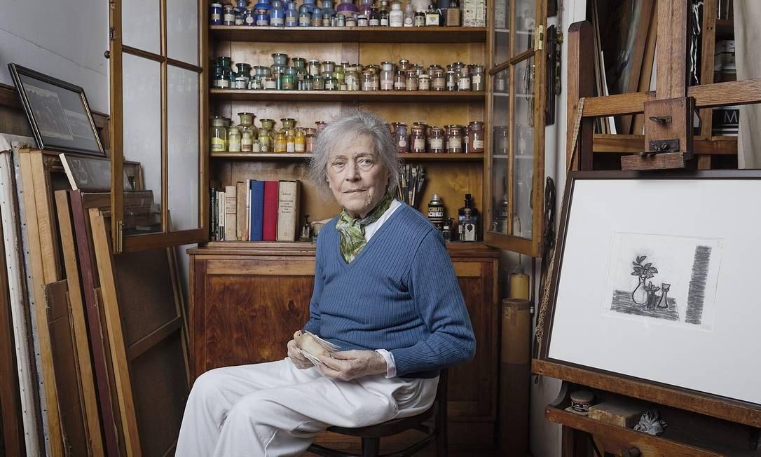 Sua obra, reconhecida por grandes críticos, ganha agora nova dimensão com exposições americana e inglesa