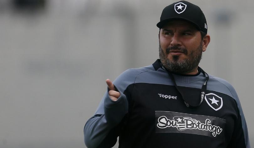 Barroca chega com a missão de tirar o Botafogo do Z4 da Série A