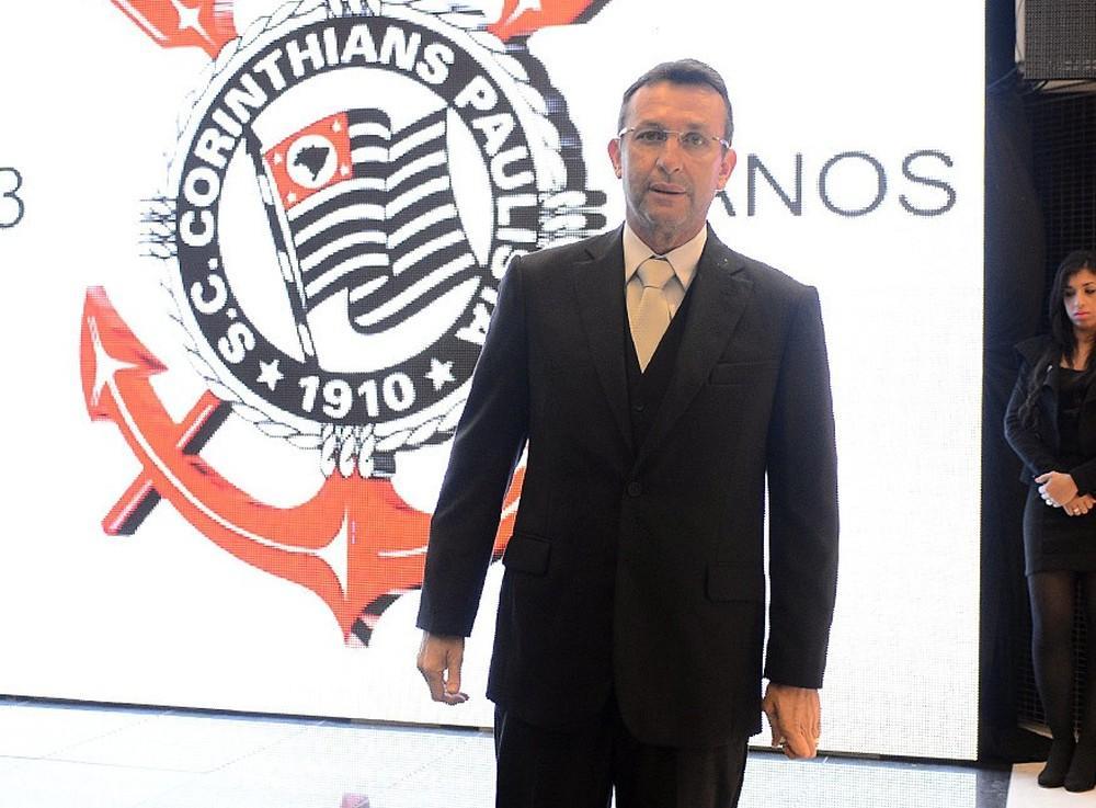 Neto foi eleito conselheiro do Corinthians pela segunda vez