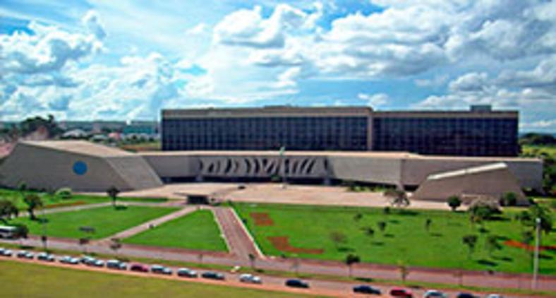 Superior Tribunal de Justiça em Brasília (Luis Dantas/Wikimedia)