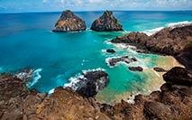 Fernando de Noronha é patrimônio natural da humanidade pela Unesco (AFP)