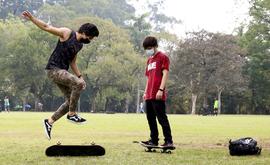 O estudo 'ConVid Adolescentes - Pesquisa de Comportamentos' foi coordenado pela Fiocruz e realizado em parceria com a UFMG e a Unicamp (Rovena Rosa/ABr)