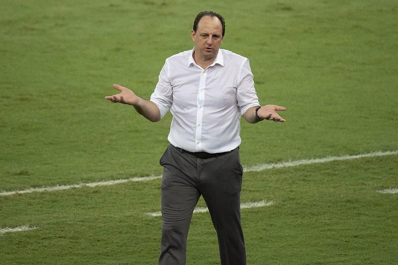 Parte da torcida do Flamengo já pede a cabeça de Ceni