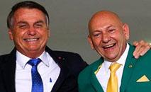 Vice PGR eleitoral pediu a quebra de sigilo de Luciano Hang (Marcelo Camargo/Agência Brasil)