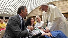 O Dia Internacional das Pessoas com Deficiência, em 3 de dezembro, foi instituído pela ONU (Vatican Media)
