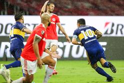 Gol do Boca Juniors foi marcado por Carlos Tévez (Divulgação/ Boca Juniors)