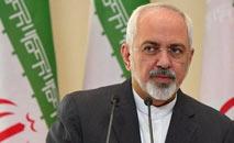 O chanceler iraniano Mohamed Javad Zarif declara que enriquecimento de urânio pode ser revertido (Maxim Malinovsky/AFP)