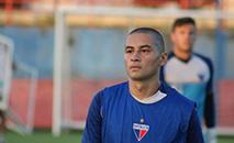 Wellington Paulista é um dos atletas que tem processo contra as desenvolvedoras de jogos (Bruno Oliveira/Fortaleza)