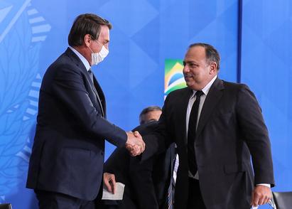 Governo Bolsonaro ainda não definiu sobre vacina da Pfizer (Isac Nóbrega/PR)