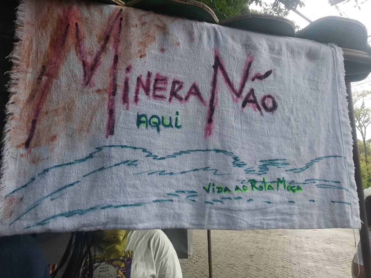 Moradoras lutam para salvar a Serra do Rola-Moça