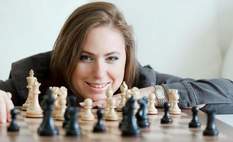 Judit Polgár foi incentivada pelo pai a treinar desde pequena