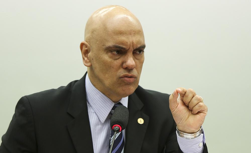 Ministro do Supremo Tribunal Federal Alexandre de Moraes homologou o acordo