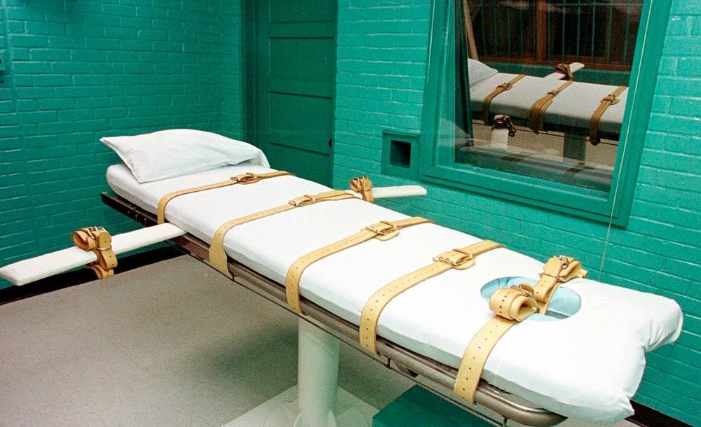 Nos EUA, é raro o governo aplicar a pena capital durante o período de transição