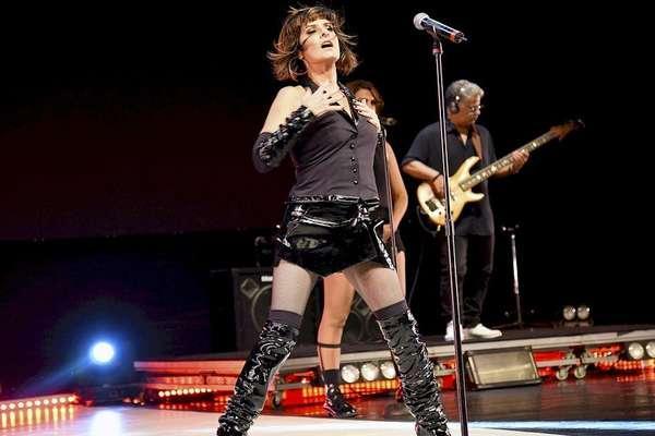 'Amor Geral - (A) Live' registra última apresentação da turnê inspirada no recente disco da cantora