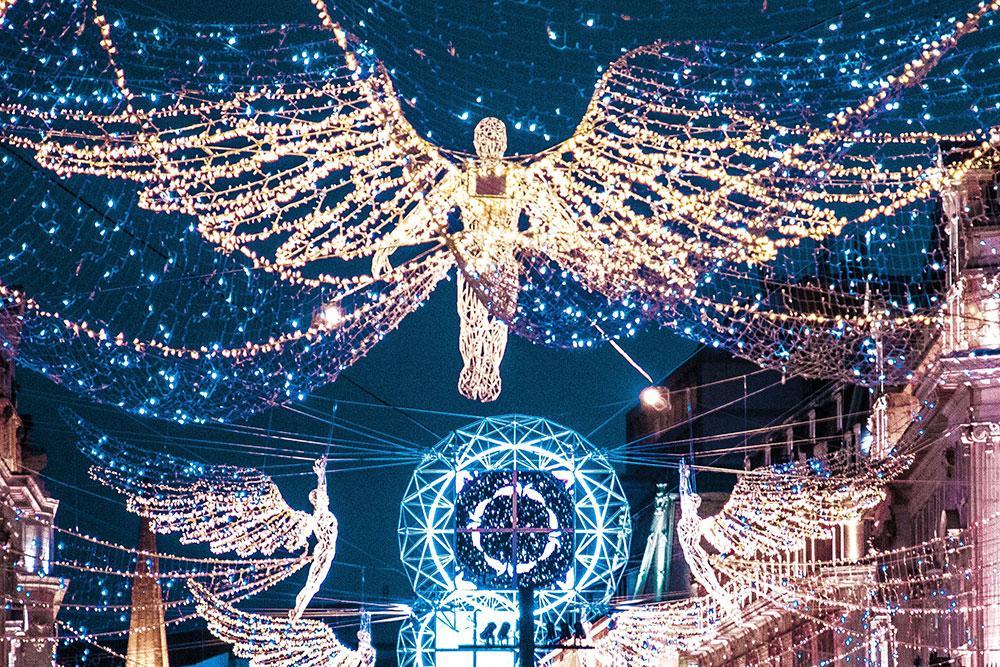 A narrativa evangélica diz que os anjos cantaram: Glória a Deus nas alturas, e paz na terra aos homens [e mulheres] de boa-vontade!