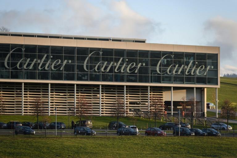 Fábrica da Cartier, em La Chaux-de-Fonds, Suíça, em 5 de novembro de 2020