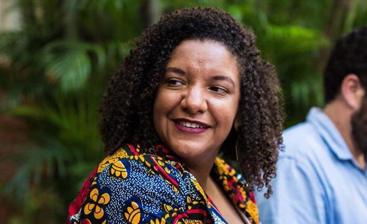 Renata Souza, deputada estadual do Rio de Janeiro pelo PSOL