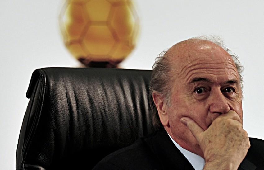 Presidente deixou um passivo enorme para Fifa bancar