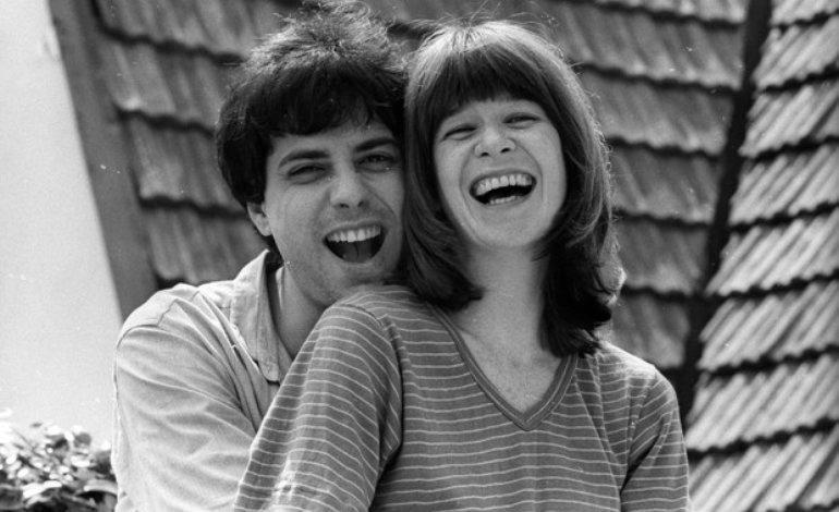 Roberto de Carvalho e Rita Lee nos anos 1970: parceria de 44 anos