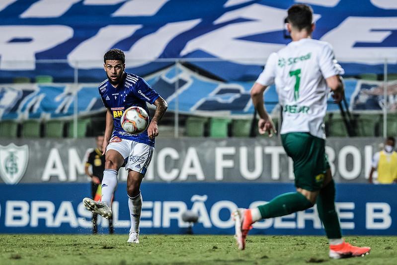Cruzeiro x Cuiabá, pelo Campeonato Brasileiro, no Independência, em Belo Horizonte.
