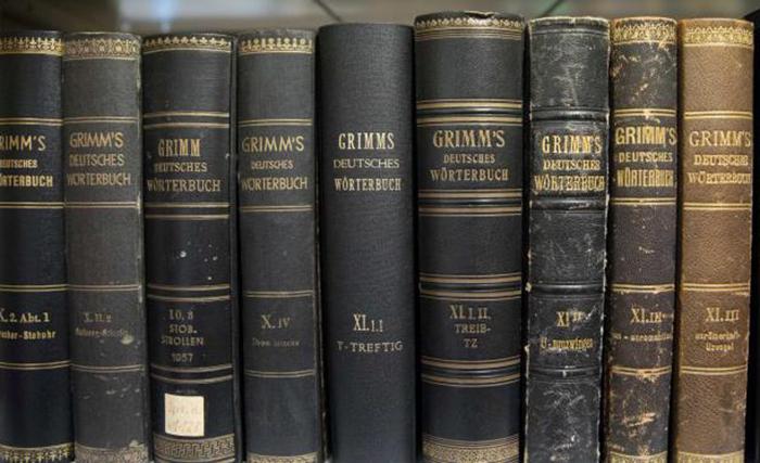 Na Alemanha, o dicionário também é conhecido como 'Der Grimm'