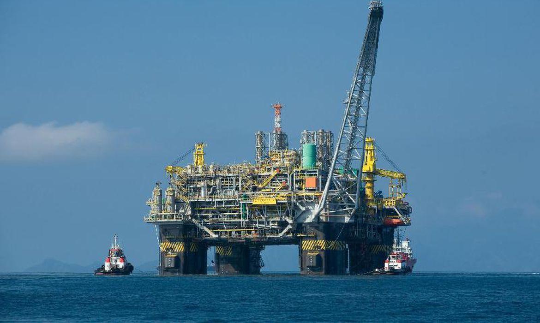 Os campos marítimos produziram, em novembro, 96,8% do petróleo e 81,4% do gás natural