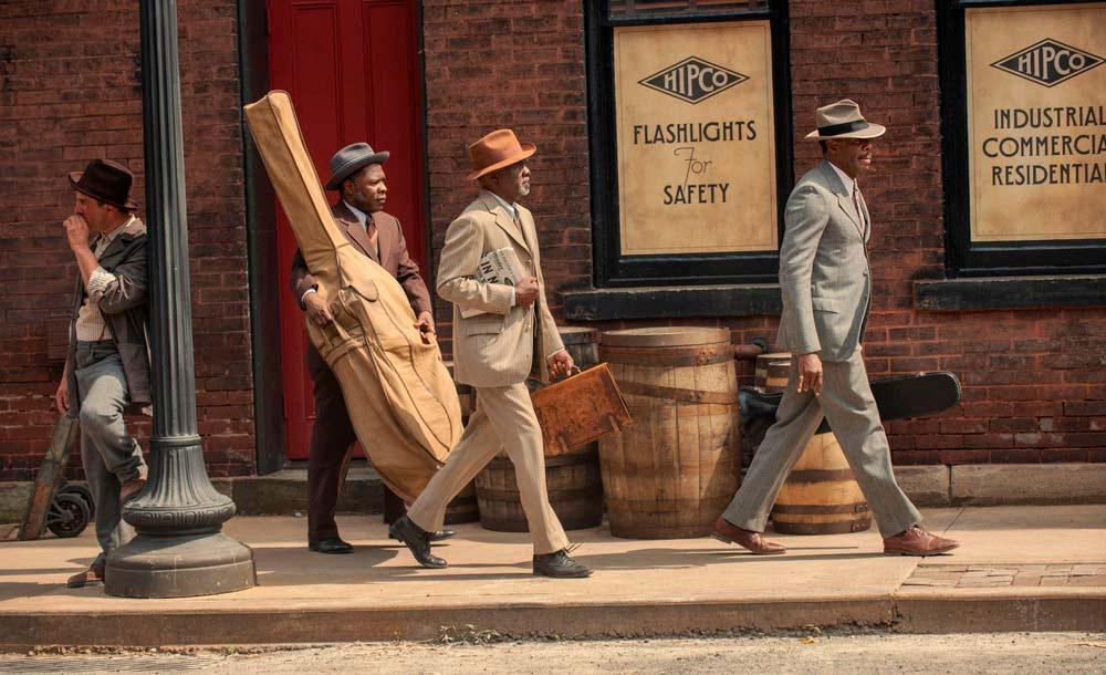 Na Chicago dos anos 1920, poucos negros tinham oportunidade de ascensão social