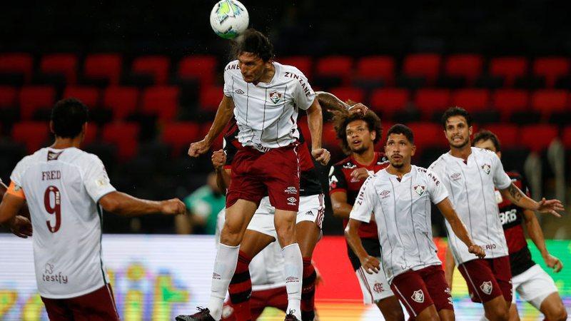 Fluminense venceu o Flamengo de virada por 2 a 1, nesta quarta-feira (6)
