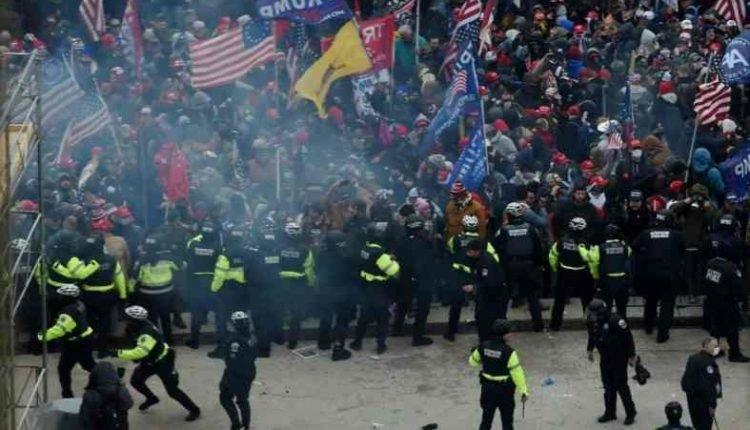 Invasão do Capitólio aconteceu em meio à confirmação da vitória de Joe Biden nas eleições presidenciais pelo Congresso