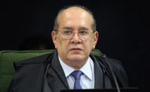 Ministro Gilmar Mendes, do STF (STF/Nelson Jr)