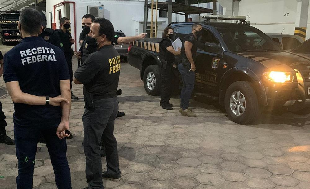Um dos objetivos da operação é apreender de mais de cem obras de arte adquiridas por um investigado, indica o Ministério Público Federal