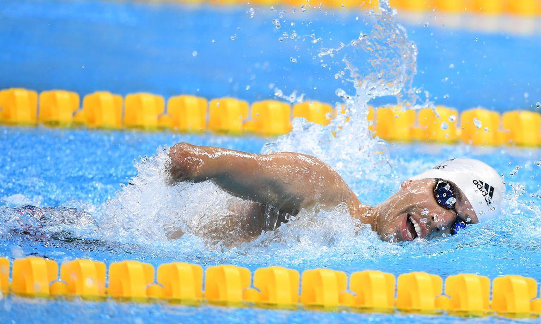 Principal medalhista paralímpico do Brasil, ele soma 24 pódios em Paralimpíadas, sendo 14 de ouro