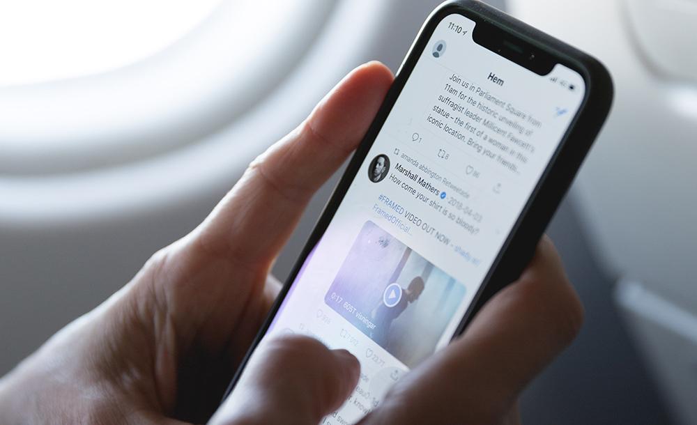 Trump foi banido do Twitter após invasão do Capitólio