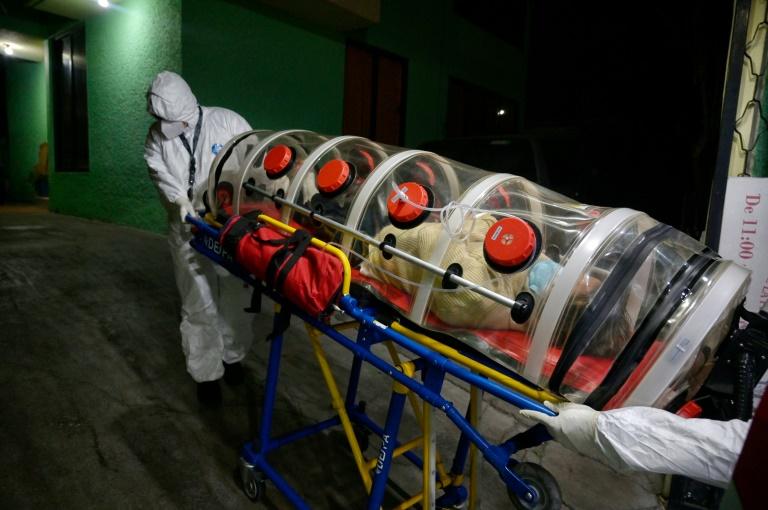 México é o quarto país com mais mortos em números absolutos por Covid-19