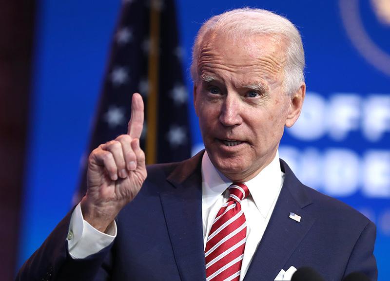 Para a vacinação, Biden prevê US$ 20 bilhões (cerca de R$ 104 bilhões) para parcerias com administrações locais