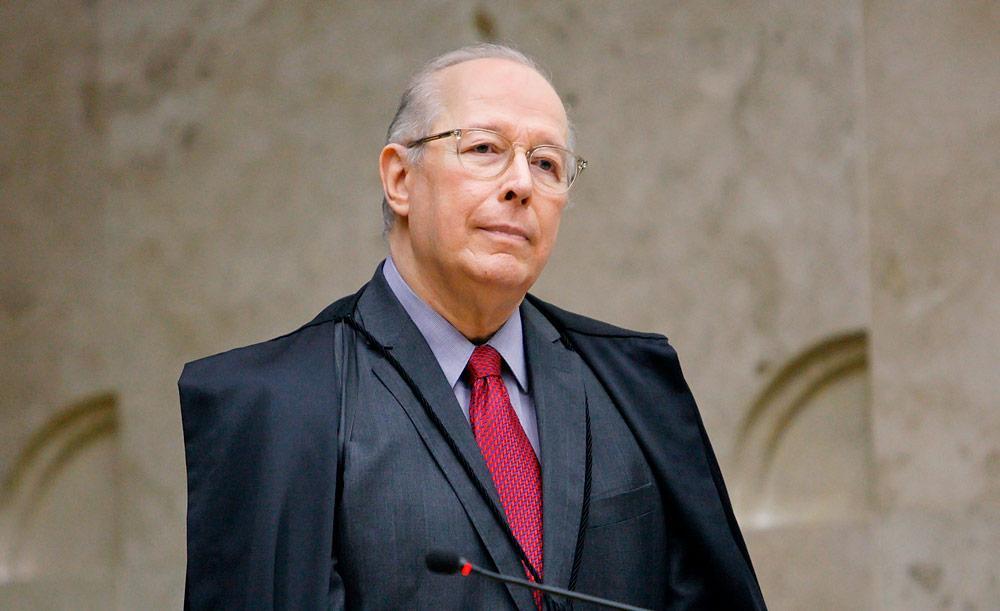 O ministro aposentado Celso de Mello defende a autonomia dos estados sobre as polícias