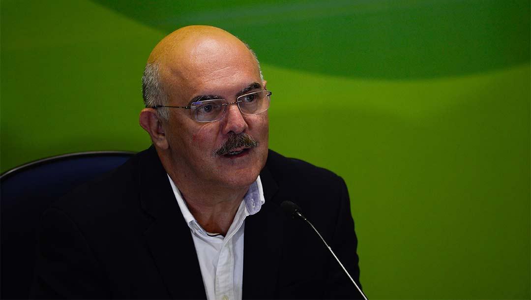 Ministro da Educação, Milton Ribeiro, diz que Enem foi um sucesso