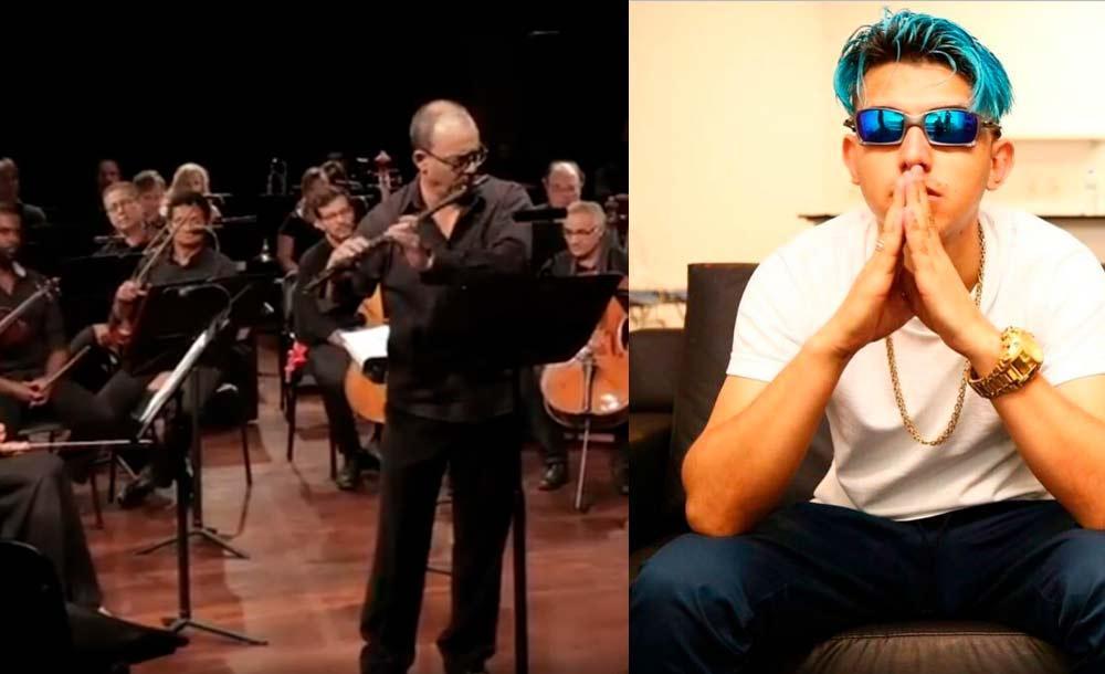 Orquestra Sinfônica da Bahia tocou funk de Mc Fioti em concerto de 2017
