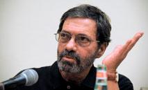O cineasta cubano Juan Carlos Tabío, diretor de 'Guantanamera' (Adalberto Roque/AFP)